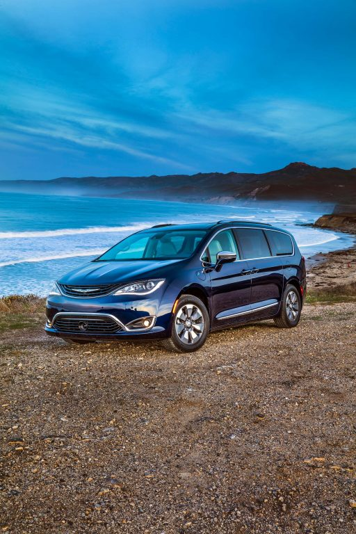 2021 Chrysler Pacifica AWD under development, may lose ...