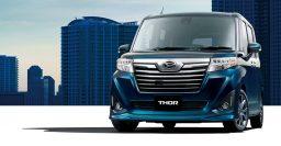 2016 Daihatsu Thor: Small minivan isn't Swedish, has turbo hammer