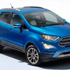 2018 Ford EcoSport: Facelifted India-built mini-SUV coming to the USA