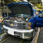 GM factories in the USA – photos