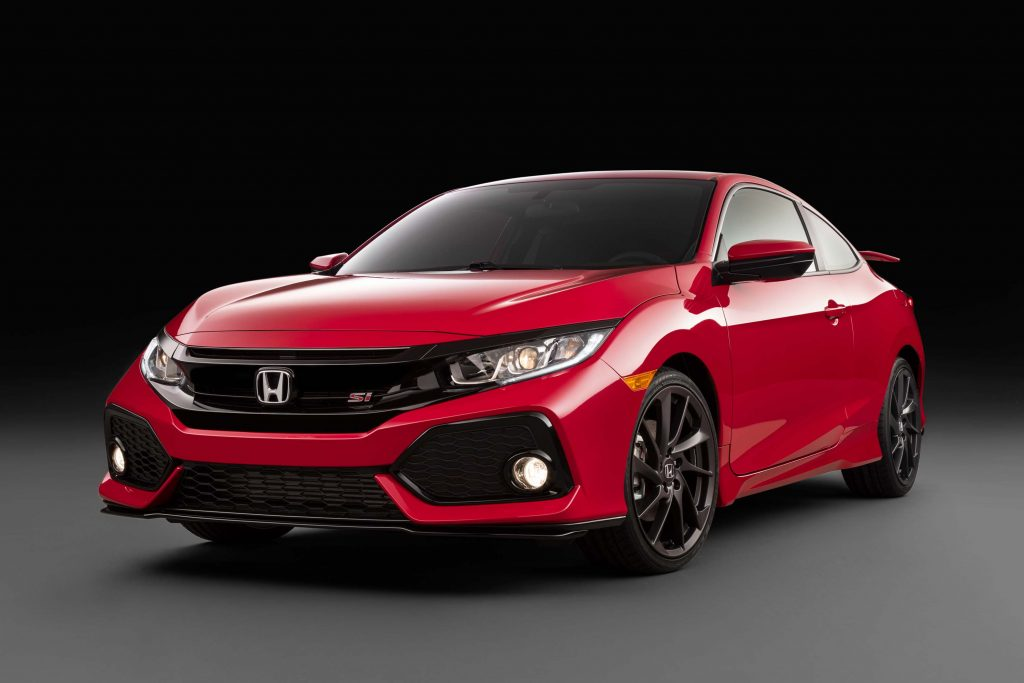 2016 honda civic si - photo #4