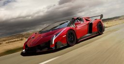 Lamborghini Veneno etymology: What does its name mean?