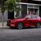 2018 Mazda CX-5: Mini-CX-9 style, better sound insulation, diesel for US