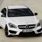 Mercedes-Benz CLA45 AMG (2013, C117, first generation) photos