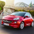 Opel Adam (2013, first generation) photos