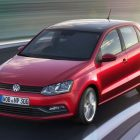 Volkswagen Polo (2014 facelift, Type 6C, fifth generation) photos