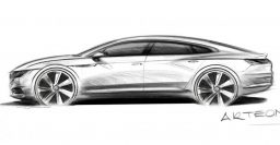 2017 Volkswagen Arteon fastback to replace (Passat) CC