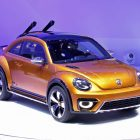 Volkswagen Beetle Dune concept (2014, A5/PQ35, third generation) photos