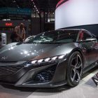 Acura NSX Concept (2013, New York Auto Show) photos