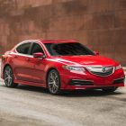 Acura TLX GT Package (2017, first generation, USA) photos