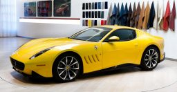 Ferrari SP 275 RW Competizione: One off model based on F12 Berlinetta