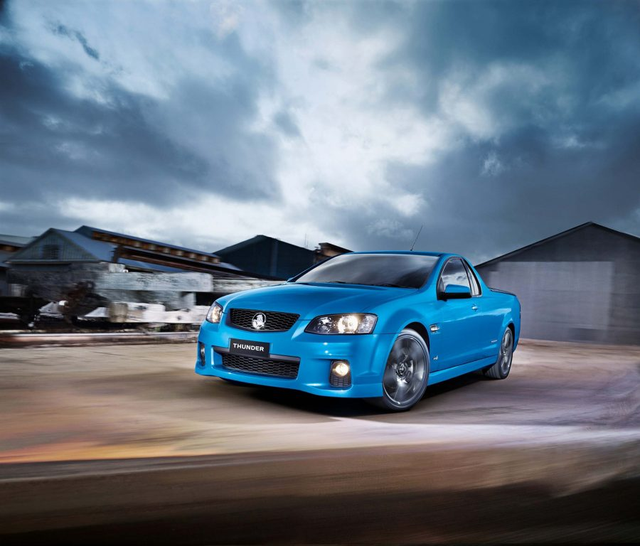 Electric Supercharger Australia: Holden Commodore Thunder Ute (2011, VE II, Fourth