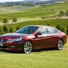 Honda Accord (2013, ninth generation, Australia) photos
