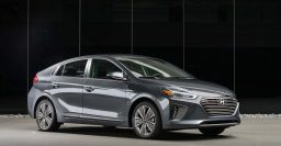 2017 Hyundai Ioniq Hybrid starts at $23k, $2.5k less than Toyota Prius
