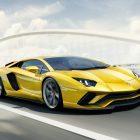 Lamborghini Aventador S (2017) photos