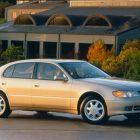 Lexus GS (1993-1997, S140, first generation, USA) photos