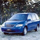 Mazda MPV (1999, LW, second generation, Australia) photos