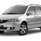 Mazda MPV (2002 facelift, LW, second generation) photos