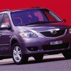 Mazda MPV (2003 facelift, LW, Australia) photos