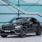 Mercedes-AMG GLC43 Coupe (2016, first generation, X205) photos