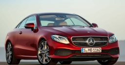 2017 Mercedes-Benz E-Class Coupe (C238): Bigger, prettier, a real E too