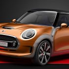 Mini Vision Concept (2013, third generation, F56) photos