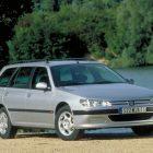 Peugeot 406 Estate (1995-1999, first generation, wagon) photos
