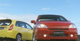 Suzuki Liana etymology: What does its name mean?