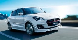 2017 Suzuki Swift: Jaguar looks, new platform, much lighter body