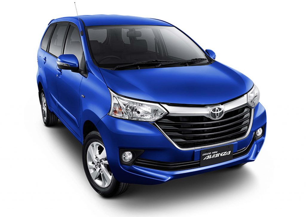 Toyota Avanza (2015 facelift, F650, second generation ...
