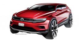 2018 Volkswagen Tiguan Allspace: 7-seat LWB model debuts Detroit 2017