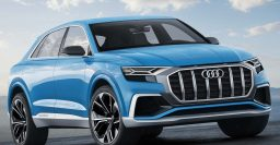 2019 Audi Q8: Flagship coupe SUV previewed by bold new Q8 Concept