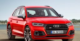 2018 Audi SQ5: Performance SUV dumps supercharged, diesel engines