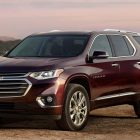2018 Chevrolet Traverse: $31k for base L, $53k for High Country