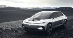 Faraday Future FF 91: 1,050hp EV has 64k pre-orders, may never be built
