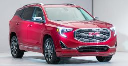 2018 GMC Terrain: Weird looks standard, all turbo SUV has optional diesel