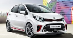 2017 Kia Picanto: Sportier styling, longer wheelbase, better interior