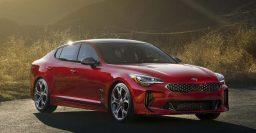 2018 Kia Stinger: RWD, 3.3-liter twin-turbo V6, shut up, take our money now