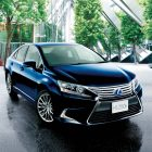 Lexus HS Harmonious Style Edition (2017, first gen, ANF10, JDM) photos