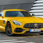 Mercedes-AMG GT S coupe (2017 update, C190, first generation) photos