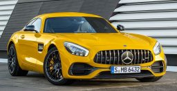 2018 Mercedes-AMG GT update: More power for GT, GT S; new GT C coupe