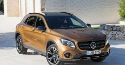 2018 Mercedes-Benz GLA: Hard to spot X156 facelift has more technology