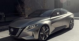 2019 Nissan Altima: Edgy new sedan previewed by Vmotion 2.0 Concept?
