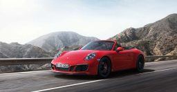 2017 Porsche 911 GTS: 3-liter twin-turbo H6 laps Nurburgring in 7:32