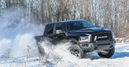 2017 Ram 1500 Rebel Black: Off-road pickup truck gets more attitude