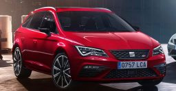 2017 Seat Leon Cupra: More power for 2-liter turbo, AWD wagon added