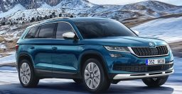 2017 Skoda Kodiaq Scout: A little bit of extra off-road ability for Czech SUV