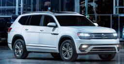 2018 Volkswagen Atlas R-Line: Sportier looks, but still really boring