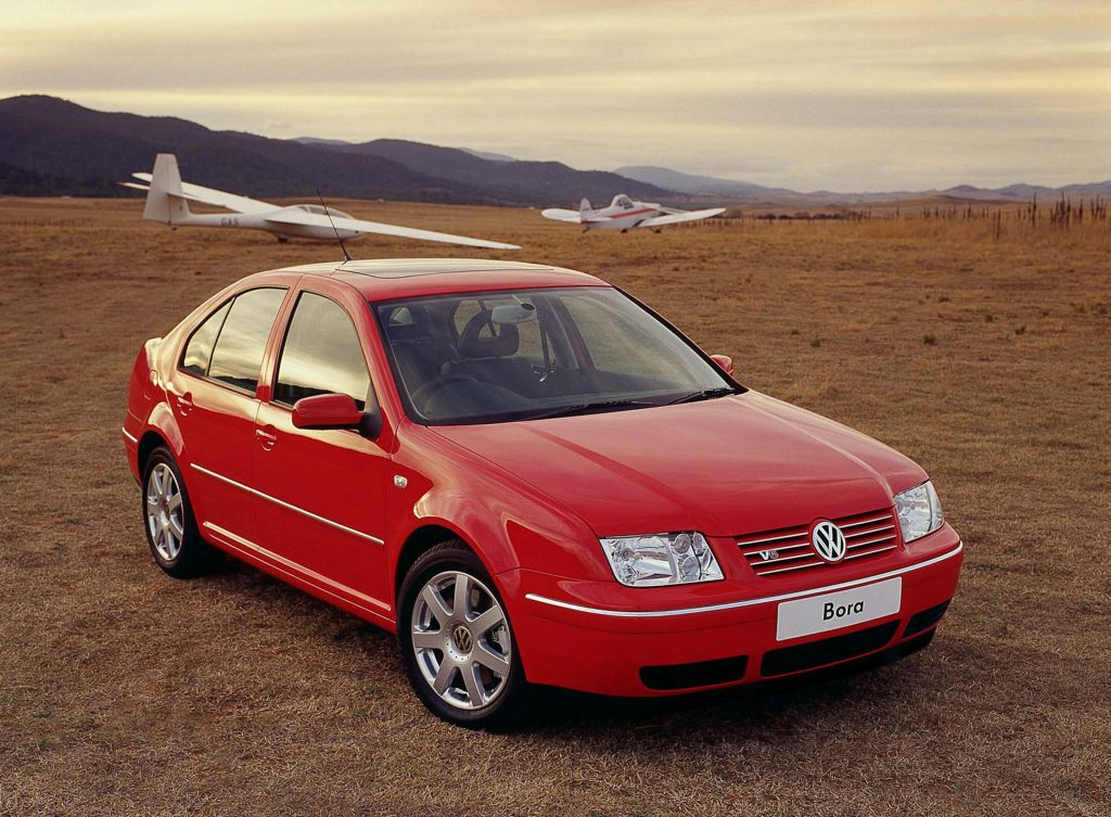Volkswagen Bora (1999-2006, Type 1J, first generation, Australia) photos | Between the Axles