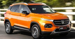 2017 Baojun 510: GM's cheap, cheerful SUV is for China only